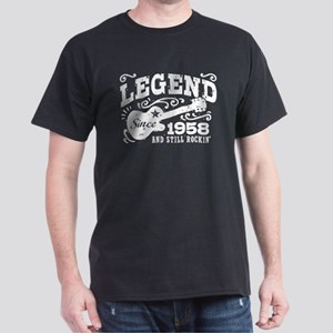 Legend Since 1958 Dark T-Shirt