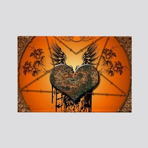 Wonderful heart Magnets