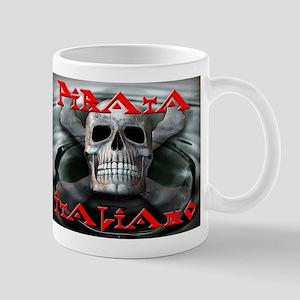 Italian Pirate Mugs