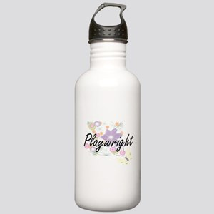 Playwright Artistic Jo Stainless Water Bottle 1.0L