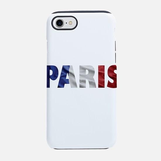 Paris iPhone 8/7 Tough Case