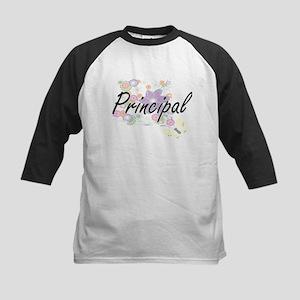 Principal Artistic Job Design with Baseball Jersey