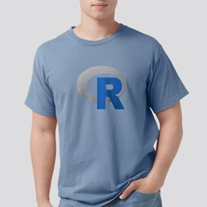 R Programming Language Logo New T-Shirt