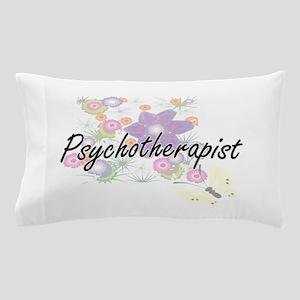 Psychotherapist Artistic Job Design wi Pillow Case