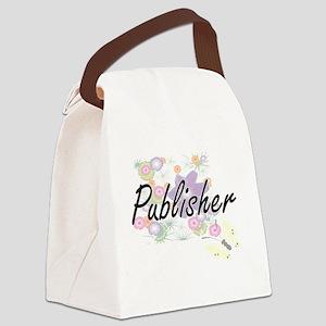 Publisher Artistic Job Design wit Canvas Lunch Bag