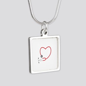 Heart Stethescope Necklaces
