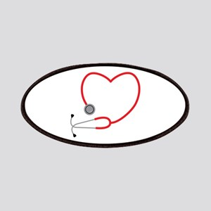 Heart Stethescope Patch
