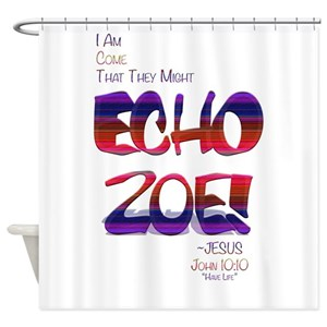 Zoe Shower Curtains