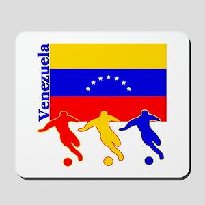 Venezuela Soccer Mousepad