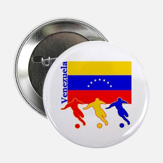 "Venezuela Soccer 2.25"" Button (10 pack)"