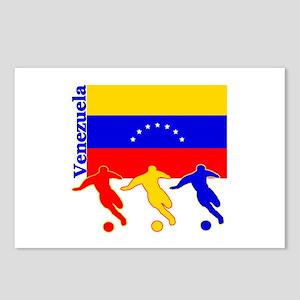 Venezuela Soccer Postcards (Package of 8)
