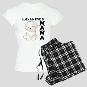 HAVANESE MAMA Women's Light Pajamas