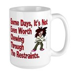 Restraints! Large Mug