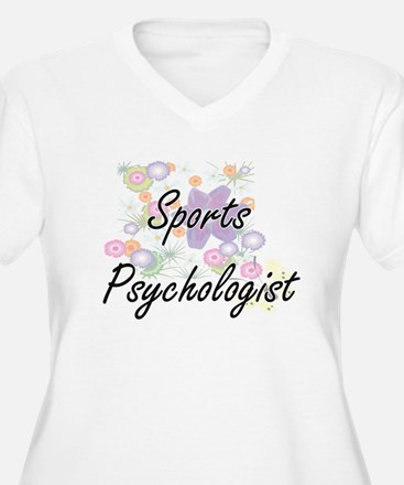 Sports Psychologist Artistic Job Plus Size T-Shirt