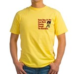 Restraints! Yellow T-Shirt