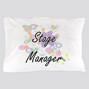 Stage Manager Artistic Job Design with Pillow Case