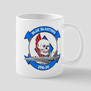 VFA-34 Blue Blasters Mug