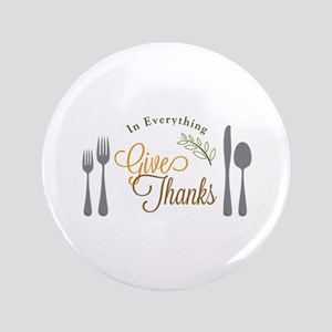 Thanks In Everything Button