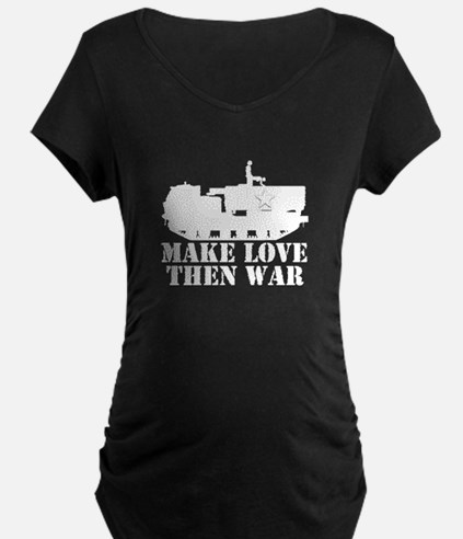 Make Love then War T-Shirt