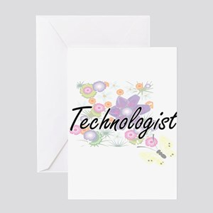 Science and technology jobs greeting cards cafepress technologist artistic job design wi greeting cards m4hsunfo