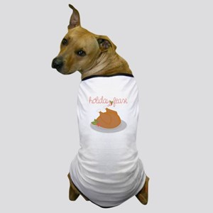 Holiday Feast Dog T-Shirt