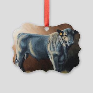 A lot of Bull Ornament