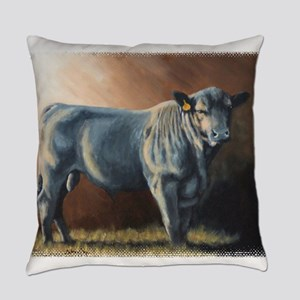 A lot of Bull Everyday Pillow