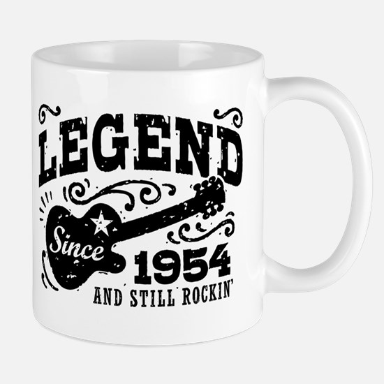 Legend Since 1954 Mug