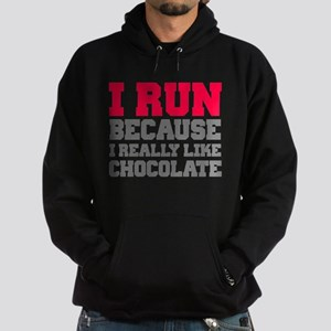 I Run Because I Really Like Cakes Hoodie