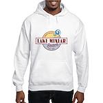 Lake Minear Beach Hoodie Hooded Sweatshirt
