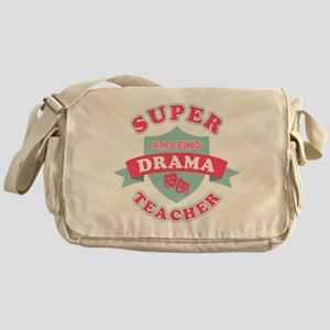 Super Drama Teacher Messenger Bag