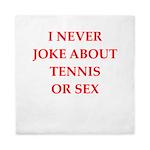 tennis Queen Duvet