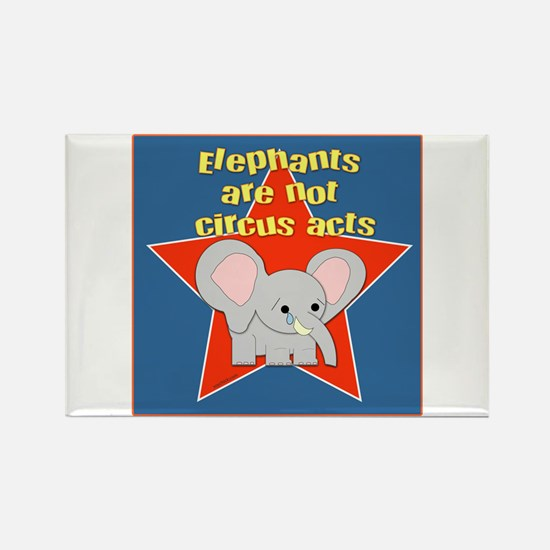 Ellie Home and Office Rectangle Magnet