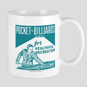 Pocket Billiards Mug
