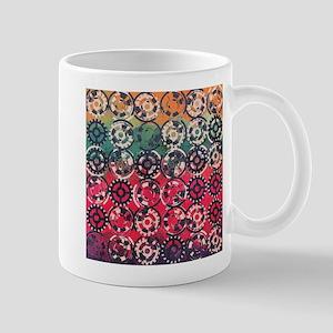Grunge industrial pattern Mugs