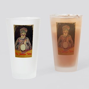 The Fortune Teller Drinking Glass