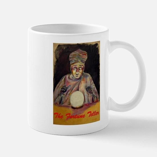 The Fortune Teller Mugs