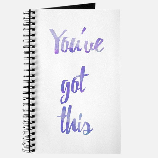 You've Got This Journal