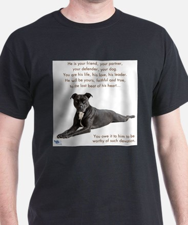 Cute Pit bull T-Shirt