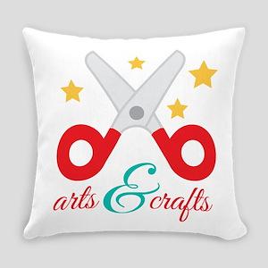Arts & Crafts Everyday Pillow