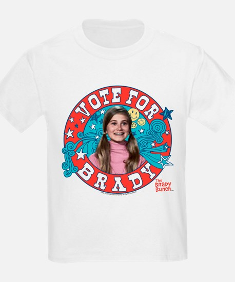 The Brady Bunch: Vote For Marsh T-Shirt