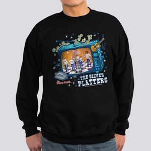 the brady bunch: the silver Sweatshirt (dark)
