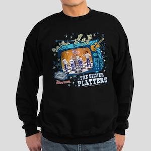 the brady bunch: the silver Sweatshirt (dark)