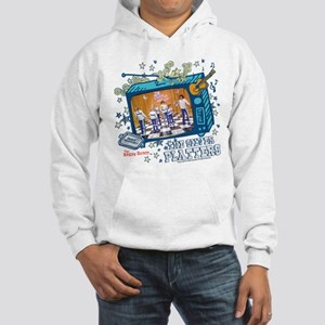 the brady bunch: the silver Hooded Sweatshirt