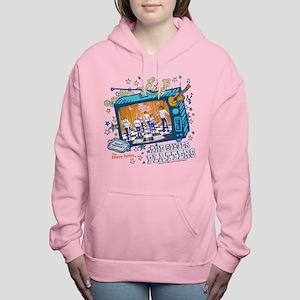 the brady bunch: the sil Women's Hooded Sweatshirt