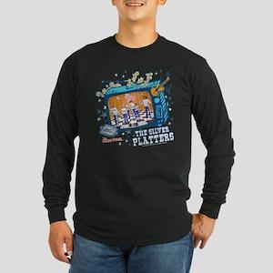 the brady bunch: the silv Long Sleeve Dark T-Shirt