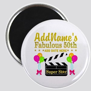 50TH BIRTHDAY Magnet