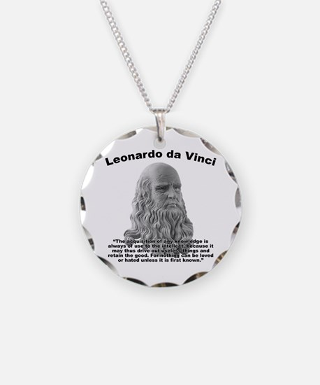Leonardo Knowledge Necklace
