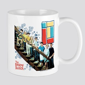 The Brady Bunch: Staircase Image Mug