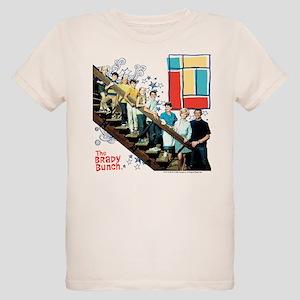 The Brady Bunch: Staircase Im Organic Kids T-Shirt